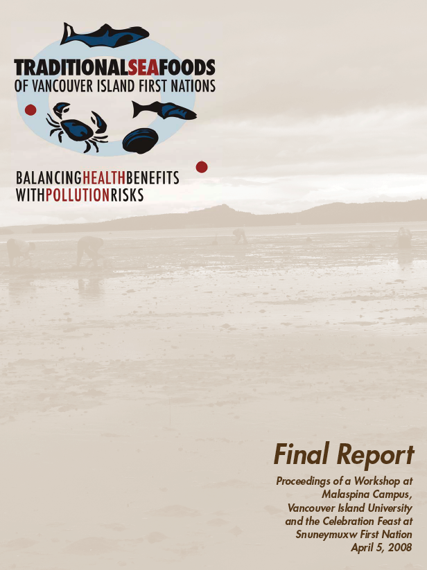 Report cover for 2008