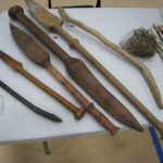 Tools for Traditional Foods Harvest/Processing
