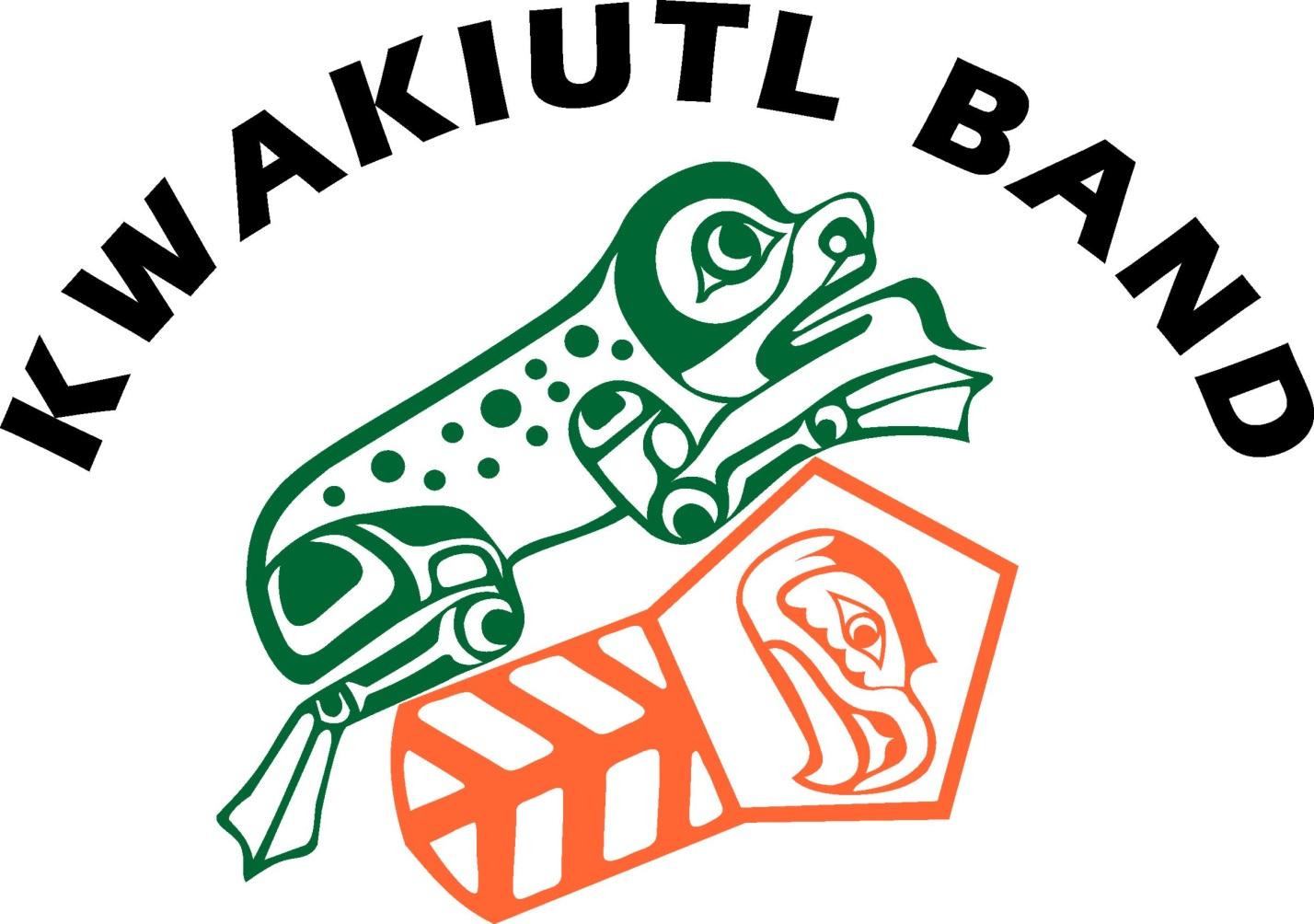Logo for Kwakiutl First nation